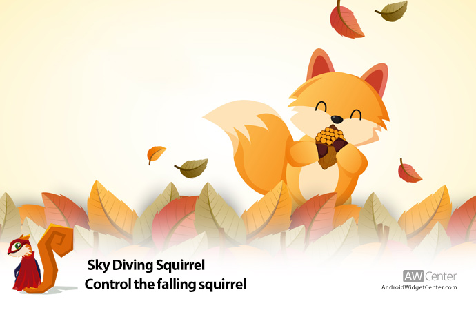 Sky-Diving-Squirrel