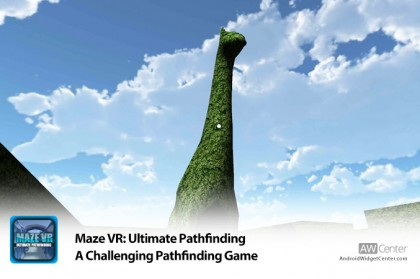 Maze-VR-Ultimate-Pathfinding