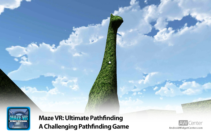 Maze-VR-Ultimate-Pathfinding