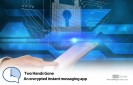 Two-Hands-Gone-An-encrypted-instant-messaging-app