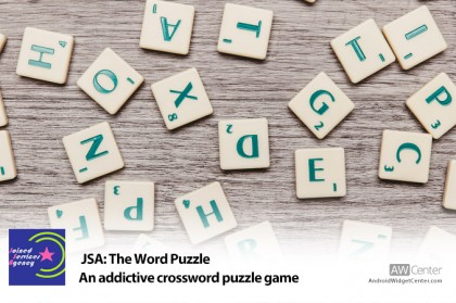 JSA-The-Word-Puzzle