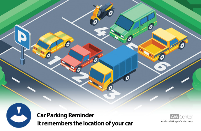 Car-Parking-Reminder-for-Android