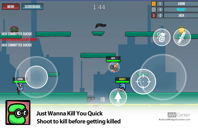 Just-Wanna-Kill-You-Quick-Android-Game