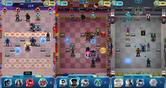 Download-Robot-City-Clash-Play-Store