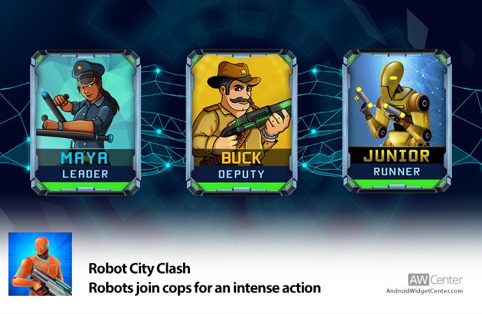 Robot-City-Clash