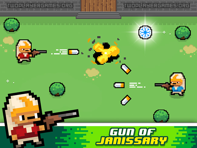 Gun-of-Janissary-Android