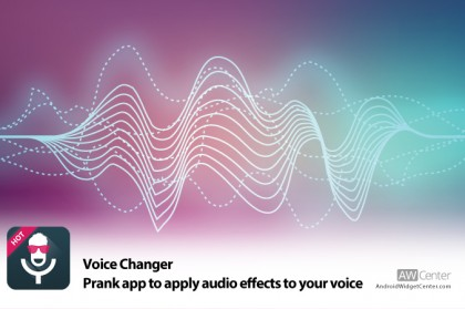 Voice-Changer-for-Android