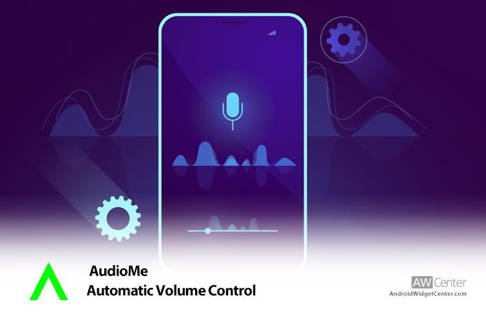 AudioMe-Automatic-Volume-Control