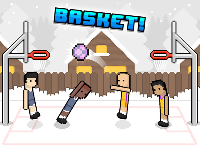 Basket-Random-Android
