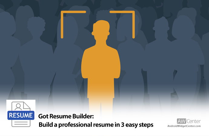 Got-Resume-Builder