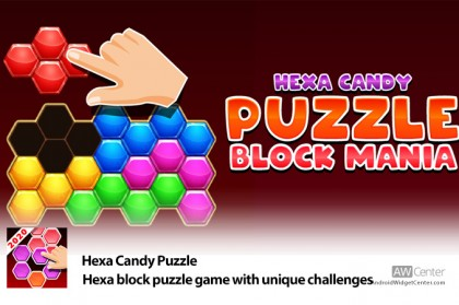 Hexa-Candy-Puzzle