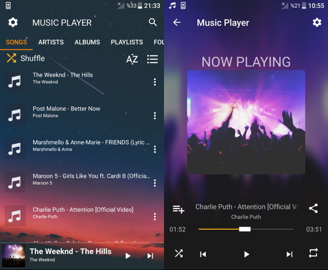 Download Music Player app for Android