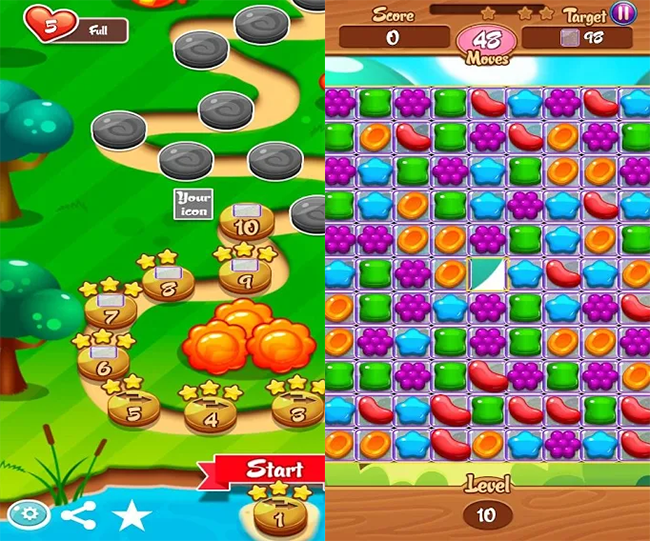 Download-Candy-Land-Saga-Free