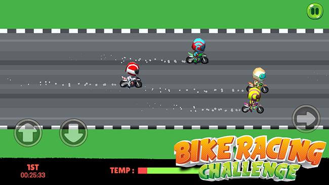Bike Racing Challenge