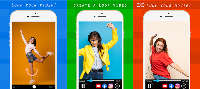 v2Loop - Loop Video Maker