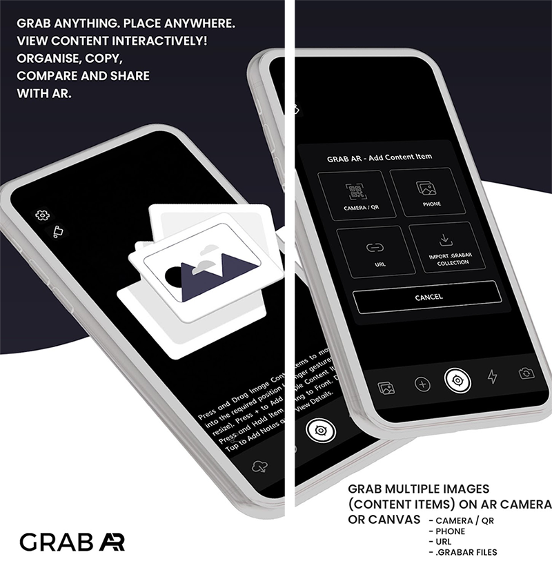 GRAB AR for Android