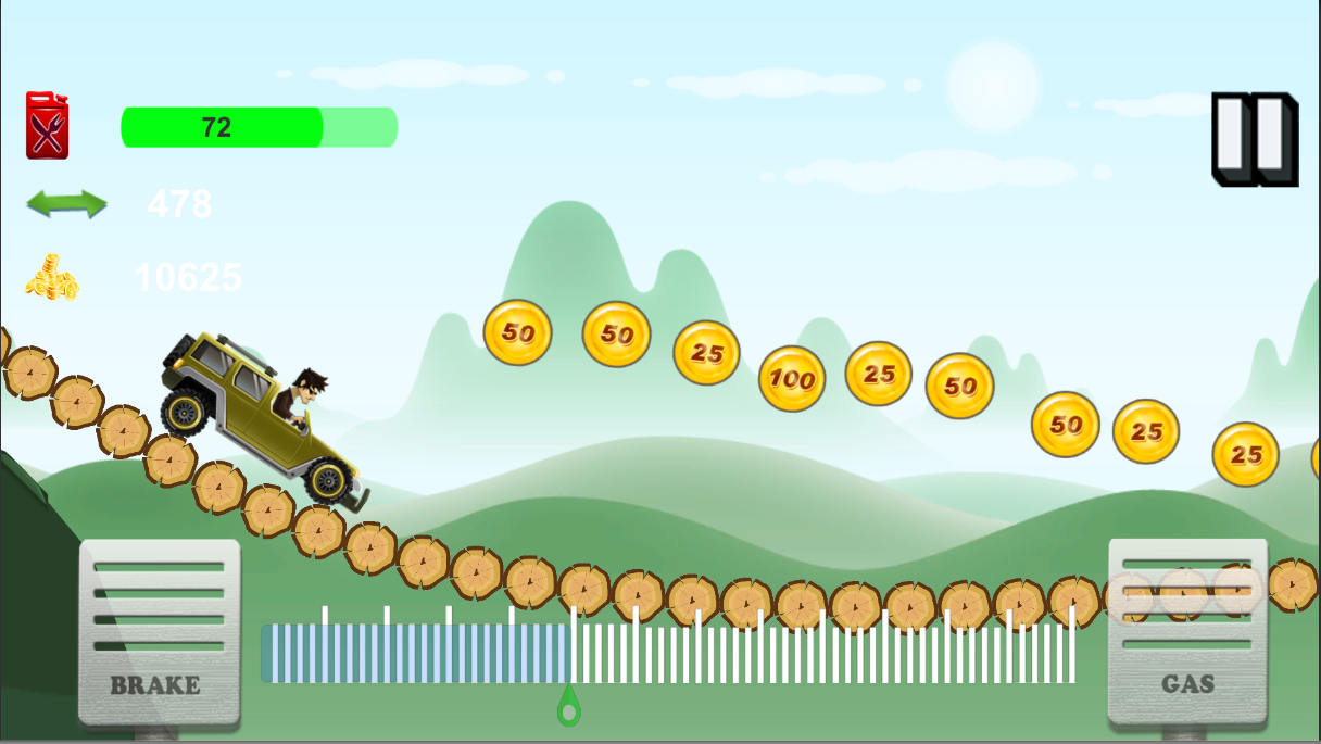 Hill Ride for Android