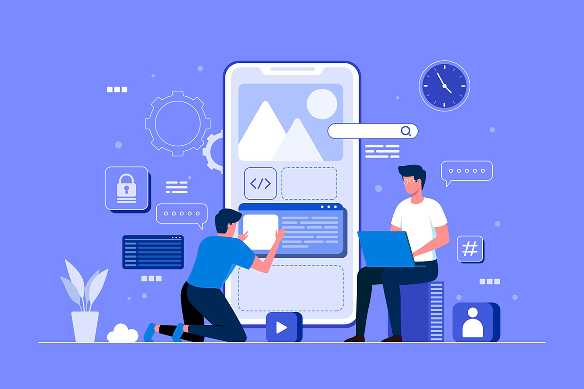 How to develop a mobile app