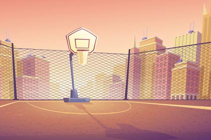 Perfect Dunk Shot Baskteball Game